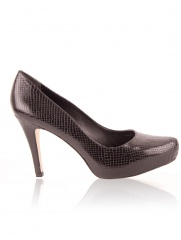 Delmira - Classic Crocco Negro