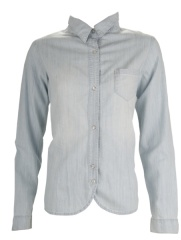 Lemon - CAMISA JEAN MANGA LARGA