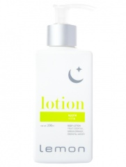Lemon - LOTION APPLE + IRIS