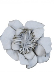 Garrida - Prendedor Blanco