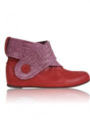 Gal� - Bot�n Rojo Con Bufanda